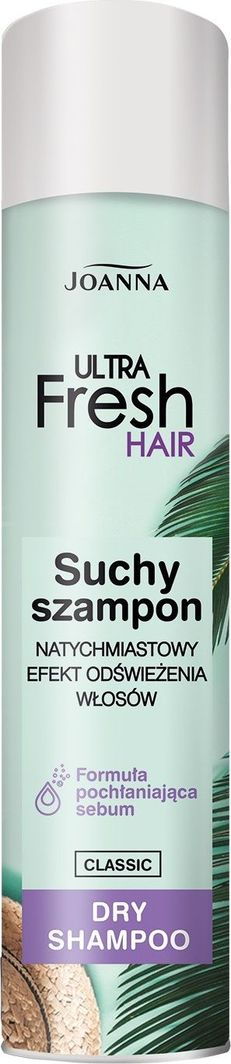 Joanna Suchy szampon Ultra Fresh Hair Classic 200 ml 1