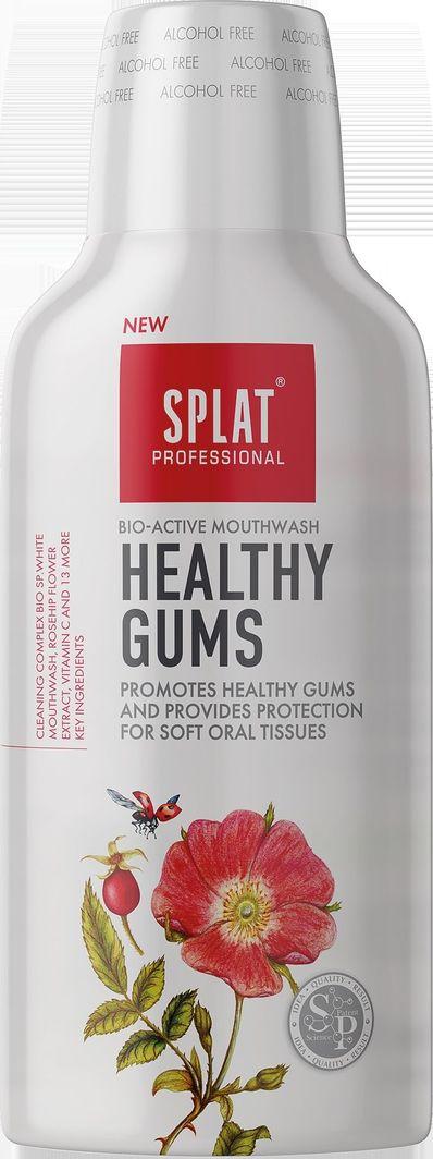 Splat Professional Płyn do płukania jamy ustnej Healthy Gums 275ml 1