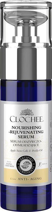 Clochee Serum Odżywczo Odmładzające 30 ml  1