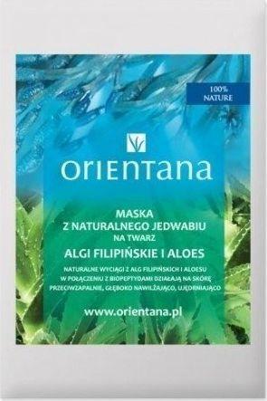 Orientana Orientana - Maska do twarzy. Algi filipińskie i aloes - 22 ml uniwersalny 1