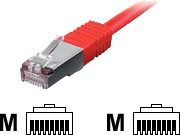 Equip Patchcord, S/FTP, Cat6, PIMF, 3m, czerwony (605522) 1
