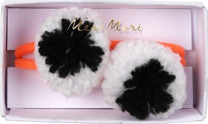 Meri Meri Gumki Pom Pom Eye Hairbands 2szt.  1