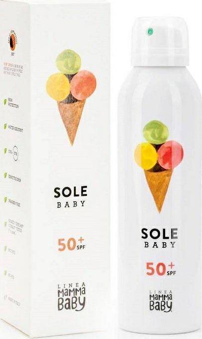 Linea MammaBaby Linea MammaBaby - Baby Sunscreen SPF 50 150 ml Albertino 1