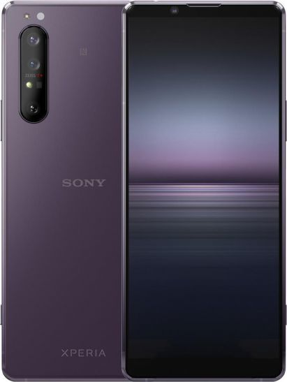 Smartfon Sony Xperia 1 II 256 GB Dual SIM Fioletowy  1