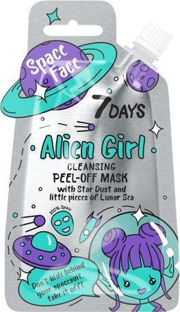 Vilenta Maska Do Twarzy Alien Girl, 20ml 1