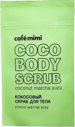 Cafe Mimi Kokosowy Scrub Do Ciała - Kokos Matcha Yuzu 150 G - Cafe Mimi 1