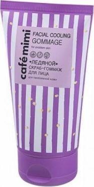Cafe Mimi Chłodzący Peeling Do Problematycznej Skóry Twarzy 150 ml 1
