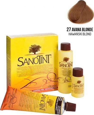 Sanotint Farba hawański blond 27  1