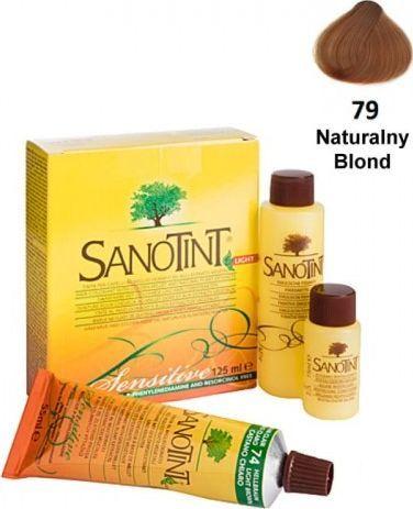 Sanotint Farba naturalny blond 79  1