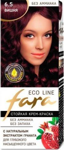 Biological Technology Co FARA Eco Line 6.5 długotrwała farba do włosów - WI 1
