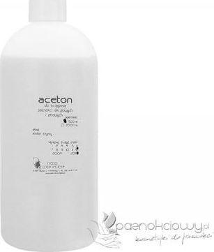 Bass Cosmetics Aceton czysty do ściągania żelu oraz akrylu 500 ml - Bass 1