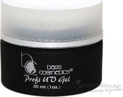 Bass Cosmetics Żel french biały FW+ 30 ml - Bass 1