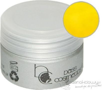 Bass Cosmetics Żele kolorowe klasyczne 5 ml - Bass 1