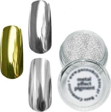 Bass Cosmetics Pigmenty Chrome & Metal Effect 1