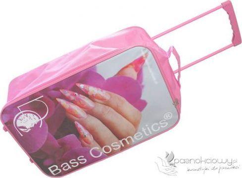 Bass Cosmetics Torba troley firmowa na produkty - Bass 1