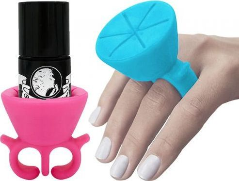 Bass Cosmetics Podstawka na palec holder na buteleczkę 1