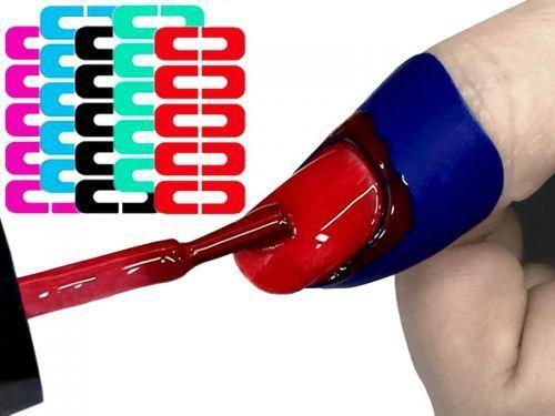 Bass Cosmetics Taśma ochronna na palce samoprzylepna 1