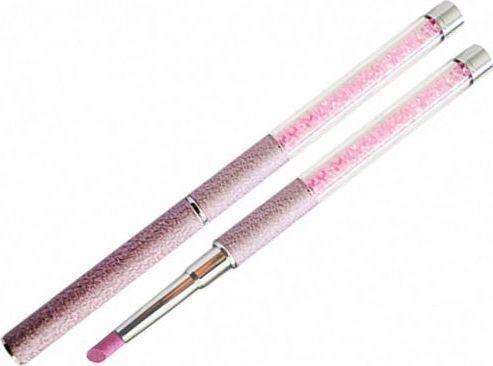 Bass Cosmetics Kamyczek do manicure de Luxe różowy 1
