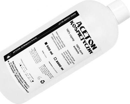 Bass Cosmetics Aceton czysty 500 ml - Bass 1