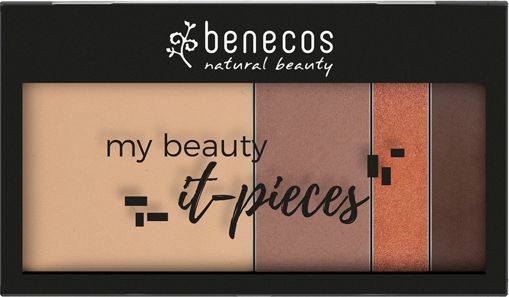 Benecos It-Pieces Paleta cieni do powiek Freaking Hot  1