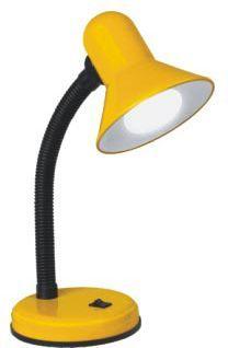 Lampka biurkowa Kobi Śmieszek żółta 1