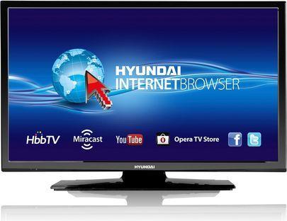 Telewizor Hyundai LED 24'' HD Ready  1