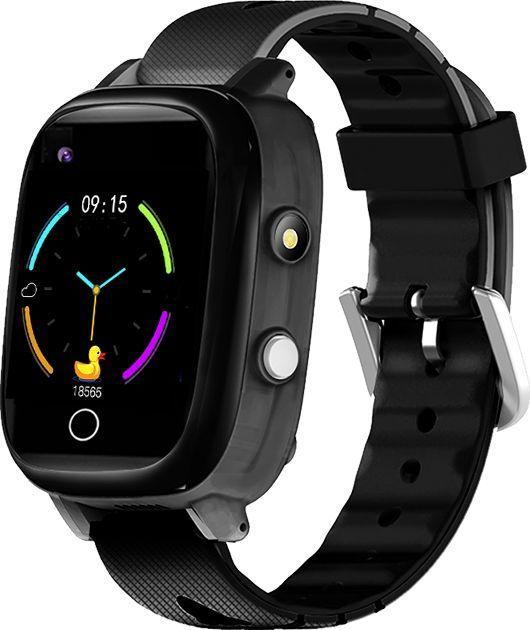 Smartwatch Garett Electronics Kids Sun 4G Czarny  (3394-uniw) 1