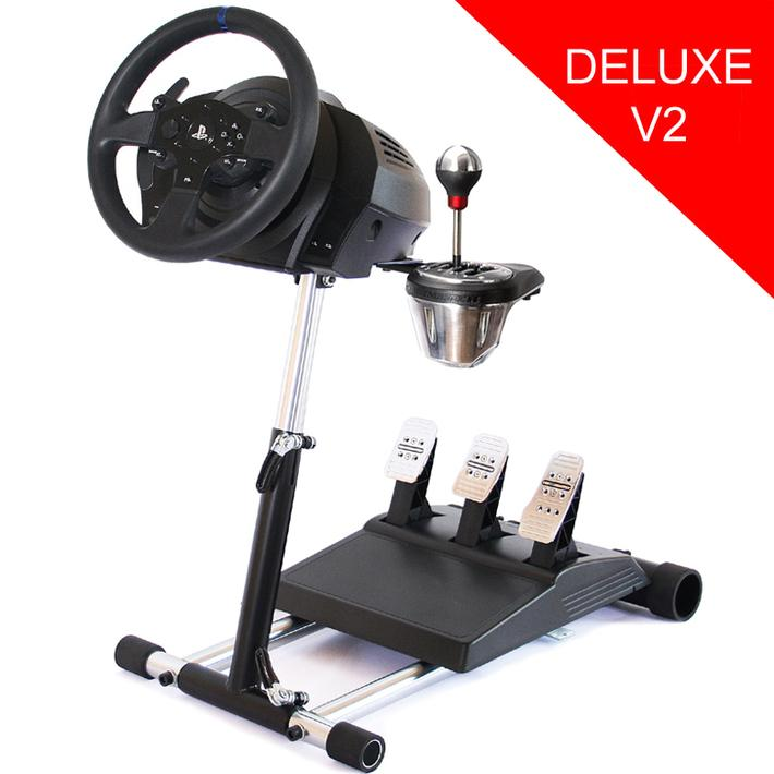 Wheel Stand Pro Stojak dla kierownic Thrustmaster T300RS/TX/T150/TMX Deluxe V2 (WSP T300-TX DELUXE) 1