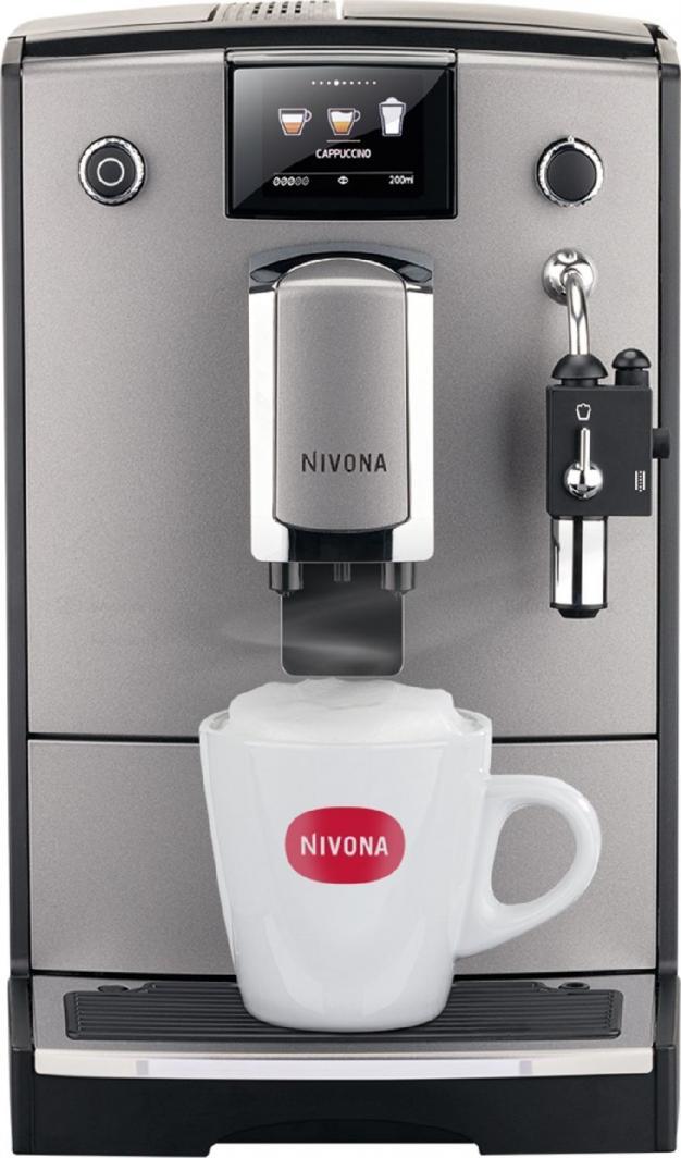 Ekspres ciśnieniowy Nivona CafeRomatica 675 1