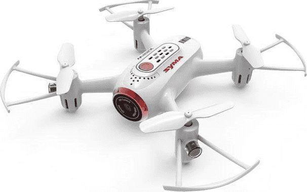 Dron Syma X22SW biały 1