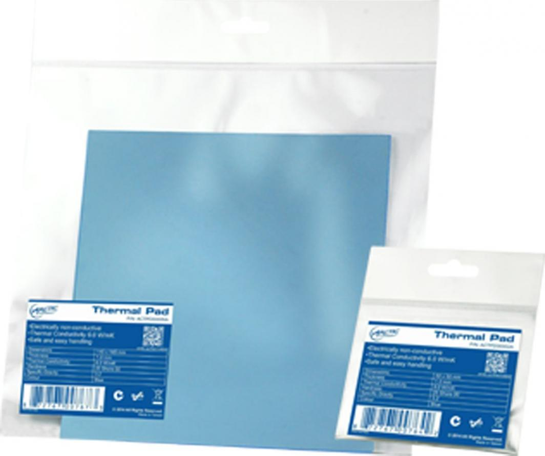 Arctic Termopad  Thermal Pad 50x50mm 1.5mm (ACTPD00003A) 1