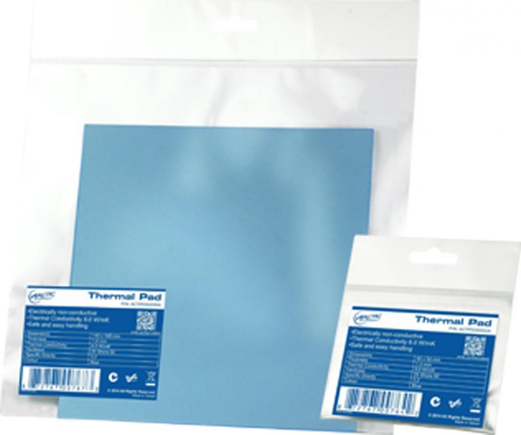 Arctic Termopad  Thermal Pad 50x50mm 0.5mm (ACTPD00001A) 1