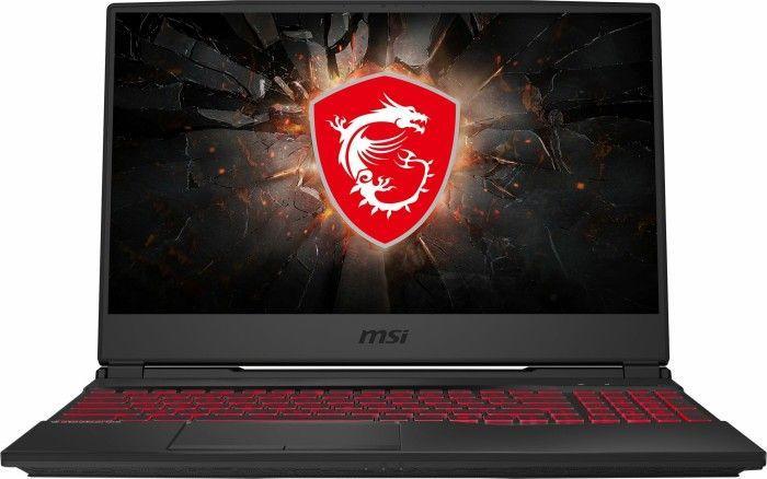 Laptop MSI GL65 Leopard 10SFR-622XPL 8 GB RAM/ 1 TB M.2 PCIe/ 1