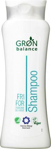 GRON BALANCE Nieperfumowany szampon do włosów  1