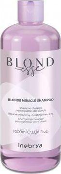 Inebrya INEBRYA_Blondesse Blonde Miracle Shampoo odżywczy szampon do włosów blond 1000ml 1