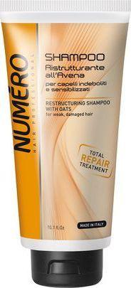 Numero Regenerujący szampom do włosów 300ml 1