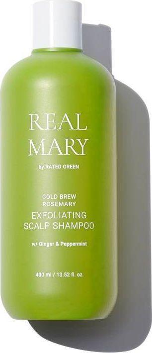 Rated Green Real Mary szampon złuszczający skórę głowy, 400ml 1