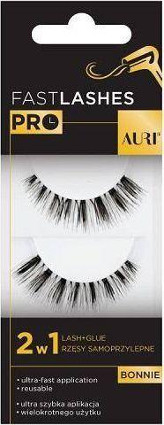 Auri AURI_Fast Lashes Pro rzęsy samoprzylepne 2w1 Bonnie 1 para 1