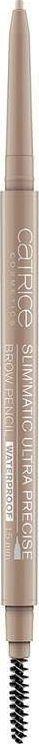 Catrice CATRICE_Slim Matic Ultra Precise Waterpoof wodoodporna kredka do brwi 015 Ash Blonde 0,05 g 1