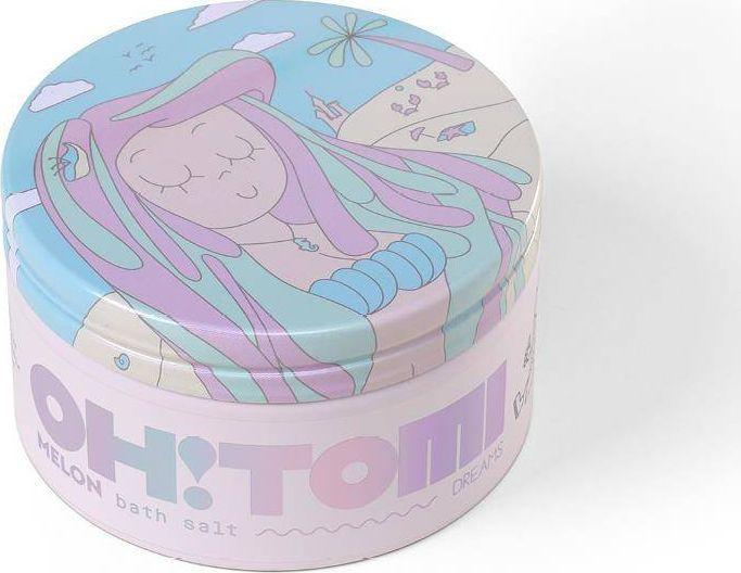 Oh!Tomi OH!TOMI_Sól do kąpieli Melon 300g 1
