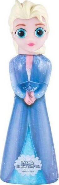 DISNEY_Frozen II Bath & Shower Gel płyn do kąpieli dla dzieci Elza 300ml 1