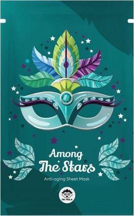 Mola Among The Stars Anti-Aging Sheet Mask maseczka przeciwstarzeniowa  1