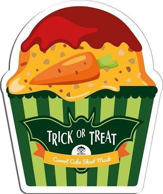 Mola Trick or treat maseczka Carrot Cake  1