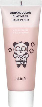 Skin79 Animal Color Clay Dark Panda maseczka 70ml 1
