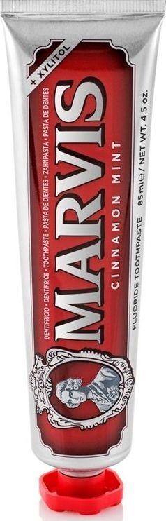 Marvis Fluoride Toothpaste pasta do zębów z fluorem Cinnamon Mint 85ml 1