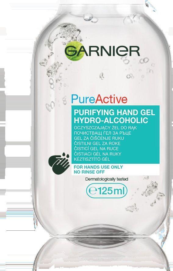 Garnier Oczyszczający Żel do rąk 125 ml 1
