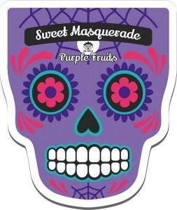 Mola Sweet masquarade maska Pureple Fruits  1