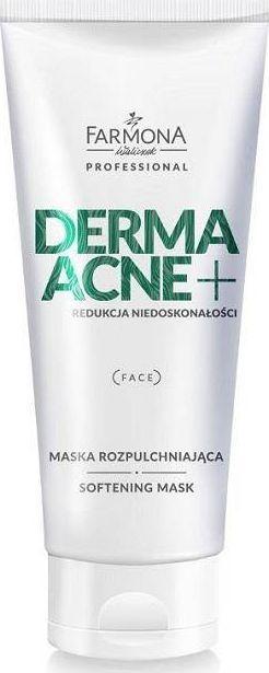 Farmona Derma Acne+ Softening maska rozpulchniająca 200ml 1