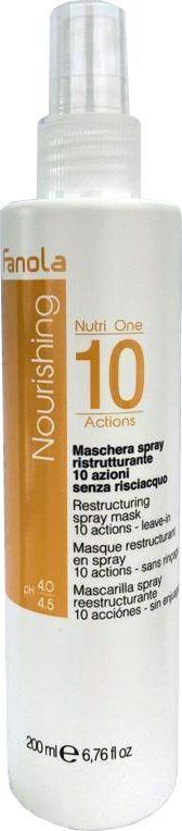 Fanola Maska w Sprayu do Włosów Suchych i Łamliwych 200 ml 1