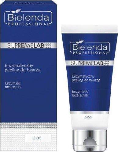 Bielenda BIELENDA PROFESSIONAL_SupremeLab S.O.S enzymatyczny peeling do twarzy 70g 1